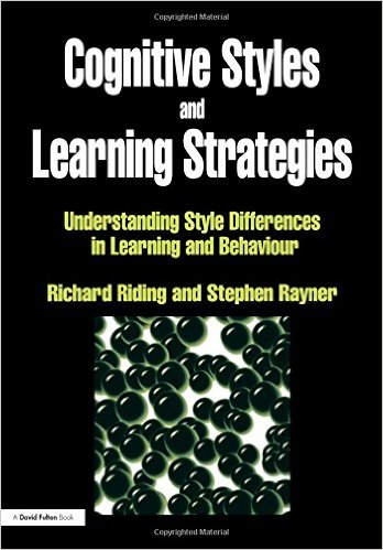 Ridings Cognitive Styles Analysis Essay - image 5